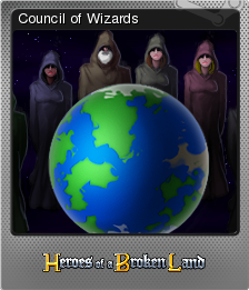 Heroes of a Broken Land Foil 7