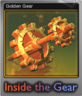Inside The Gear Foil 6