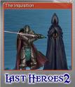 Last Heroes 2 Foil 3