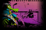 Lethal League Background Latch