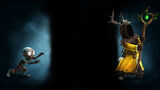 Magicka Wizard Wars Background Shaman Wizard