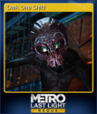 Metro Last Light Redux Card 2