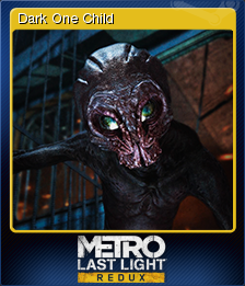 Metro Last Light Redux Card 2