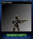 Neon Hardcorps Card 4