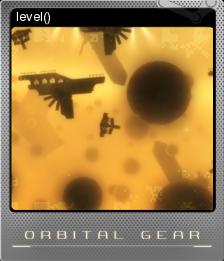 Orbital Gear Foil 2