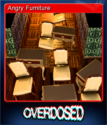 Overdosed - A Trip To Hell Card 2