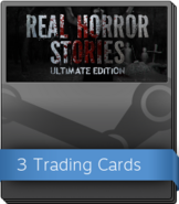 Real Horror Stories Ultimate Edition Booster Pack