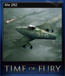 Time of Fury Card 5