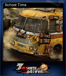 Zombie Driver HD Card 1