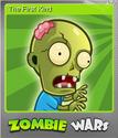 Zombie Wars Invasion Foil 1