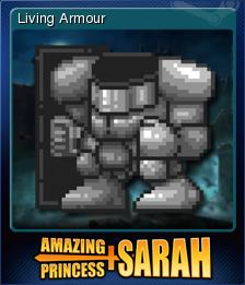 Amazing Princess Sarah Card 05
