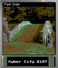 Cyber City 2157 The Visual Novel Foil 12