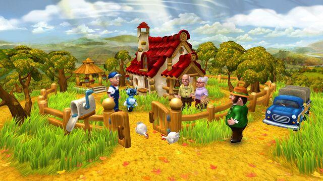 Image - Farm Frenzy 4 Artwork 5.jpg | Steam Trading Cards ...