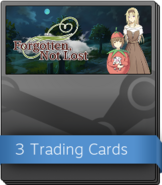 Forgotten, Not Lost - A Kinetic Novel Booster Pack