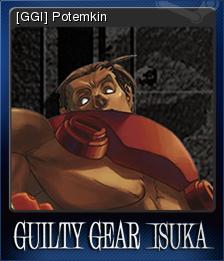 Guilty Gear Isuka Card 08