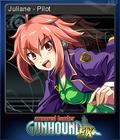 Gunhound EX Card 7
