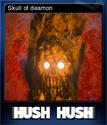 Hush Hush - Unlimited Survival Horror Card 13