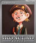 Ironclad Tactics Foil 10