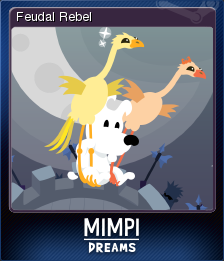 Mimpi Dreams Card 5