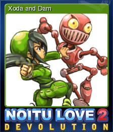 Noitu Love 2 Devolution Card 1