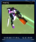 Orbital Gear Card 6