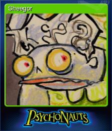 Psychonauts Card 9