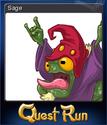 Quest Run Card 10