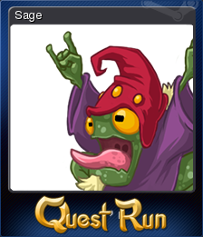 Quest Run Card 10