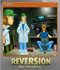 Reversion - The Meeting Foil 6