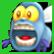 Shiny The Firefly Emoticon shocking