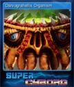 Super Cyborg Card 4