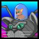Super Mega Neo Pug Badge 5