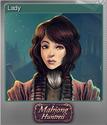 The Mahjong Huntress Foil 5