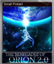 The Renegades of Orion 2.0 Foil 5