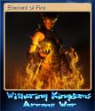 Withering Kingdom Arcane War Card 2