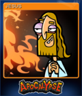 Apocalypse Party's Over Card 7