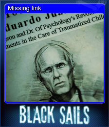 Black Sails - The Ghost Ship Card 5