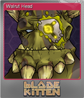 Blade Kitten Card 04 Foil