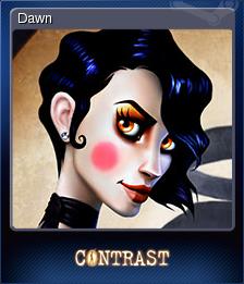 Contrast Card 1
