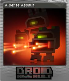 Droid Assault Foil 2