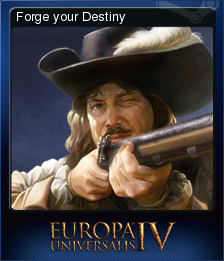 Europa Universalis Forge your Destiny