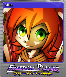 Freedom Planet Foil 3
