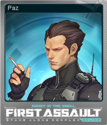 Ghost in the Shell Stand Alone Complex - First Assault Online Foil 7
