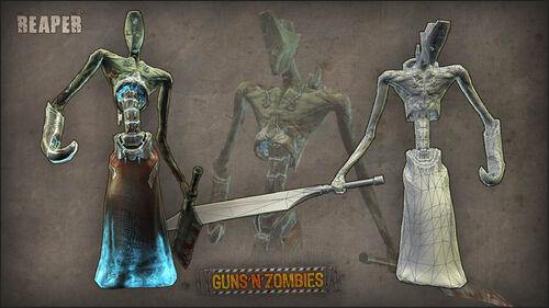 Guns n Zombies Artwork 4