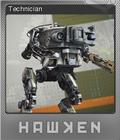 HAWKEN Foil 4