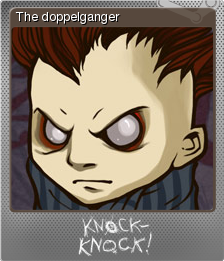 Knock-knock Foil 6