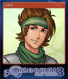 Millennium 3 Cry Wolf Card 2