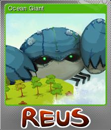 Reus Foil 3