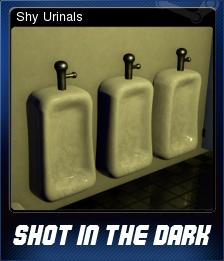 Shot In The Dark Card 5