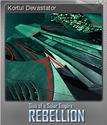 Sins of a Solar Empire Rebellion Foil 8